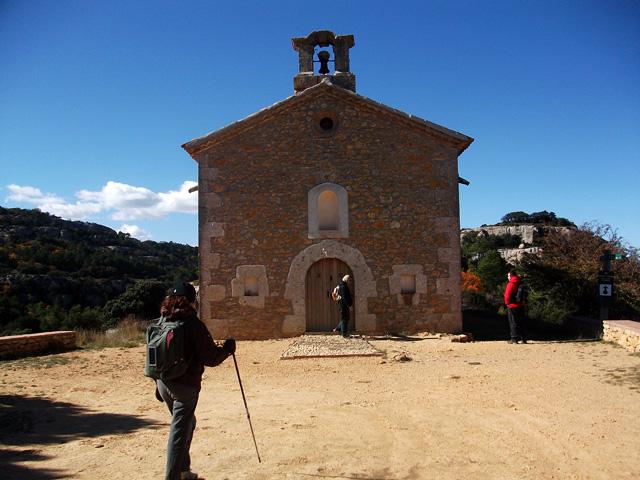 Santa Maria de Montsant.