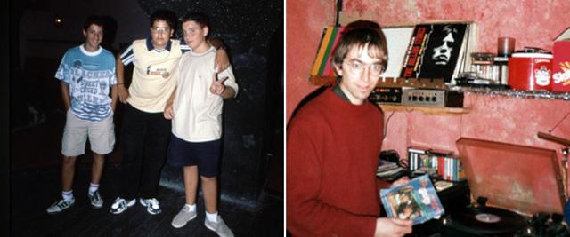 (Foto esquerra: Miquel Butet. Foto dreta: Sergi Gil i Natàlia Benages)
