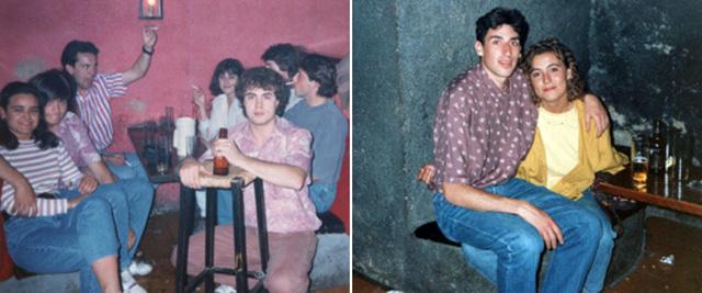 (Foto esquerra: Carles X. Cabós. Foto dreta: Maria Juncosa)