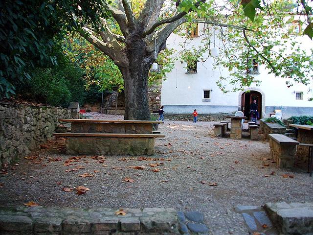 Ermita de Sant Antoni.
