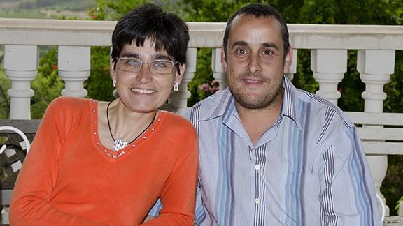 Clara Feloaga i Marc Sales Foto: PrioratDiari.cat.