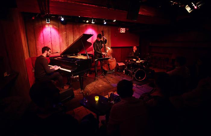 Concert a Rockwood Music Hall, novembre de 2015. Foto: Oscar Sánchez.