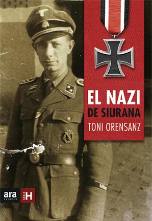 Portada del llibre de Toni Orensanz